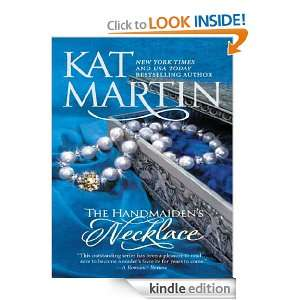 The Handmaidens Necklace (Necklace Trilogy) Kat Martin