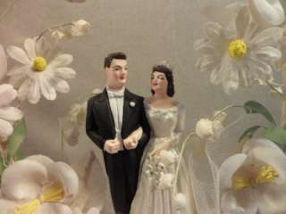 Musical Cake Topper Here Comes the Bride Unique Bride Groom