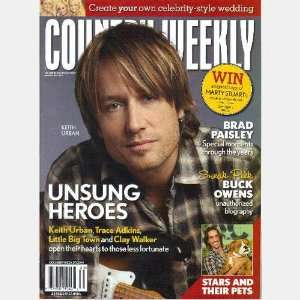 Unsung Heroes Keith Urban, Trace Adkins, Little Big Town & Clay