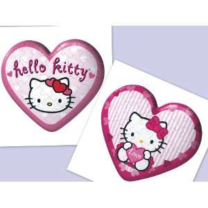 Hello Kitty Hearts 60 pc Valentines Day Puzzleballs (2 pk