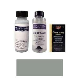 2 Oz. Light Gray Metallic Paint Bottle Kit for 1992 Buick