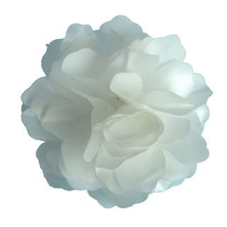 WEDDING PARTY FLOWER HAIR CLIP GRIP HAIR PIN BROOCH ,MORE COLORS FREE