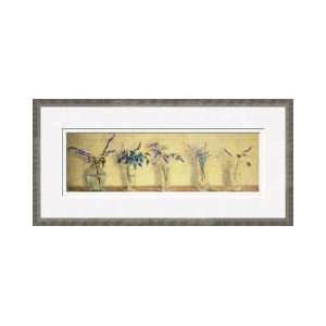 Plantas Aromaticas Framed Giclee Print:  Home & Kitchen