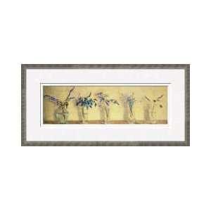 Plantas Aromaticas Framed Giclee Print:  Home & Kitchen