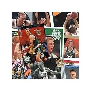 Boston Celtics Larry Bird 20 Trading Card Set Sports