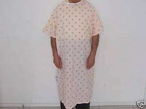 Patient Gown Lab Hospital Medical Uniform New Lot of 12