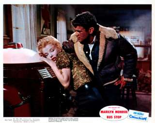 Bus Stop 1956 Orig Movie Still    Marilyn Monroe FRAMED
