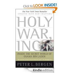 Holy War, Inc.: Peter Bergen:  Kindle Store