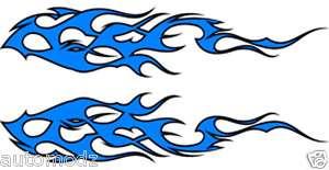 RC airbrush stencils/ paint masks tribal flames 2