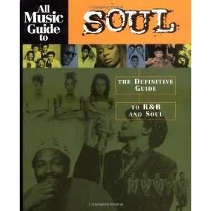 Definitive Guide to R&B and Soul [Paperback] Vladimir Bogdanov Books