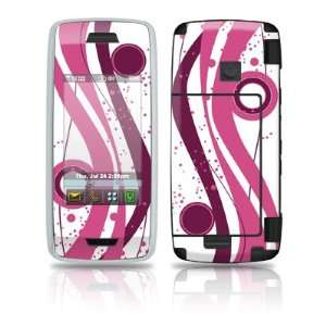 Fantasy Pink Design Protective Skin Decal Sticker for LG