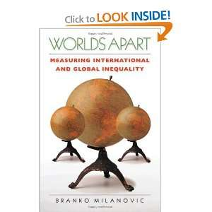 and Global Inequality (9780691130514) Branko Milanovic Books