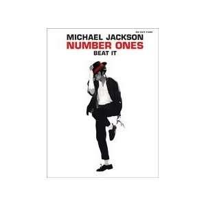 Michael Jackson   Beat It   Big Note Piano   Late
