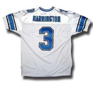 Joey Harrington #3 Detroit Lions Authentic NFL Player