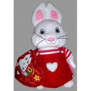 9 Plush Max and Ruby Plush Max in Red Valentines Day