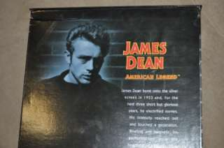 TREASURES AMERICAN LEGEND JAMES DEAN BARBIE COLLECTOR