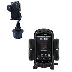 Holder for the Casio GzOne Commando   Gomadic Brand GPS & Navigation