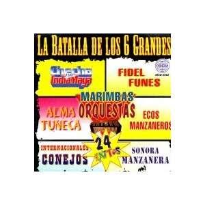 LA BATALLA DE LOS 6 GRANDES MARIMBAS ORQUESTAS Music