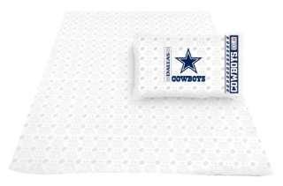 NFL DALLAS COWBOYS LR (9) Piece Comforter Bed Set