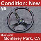 Scion XA XB TX XD Smart 320mm Drift Steering Wheel Red with JDM
