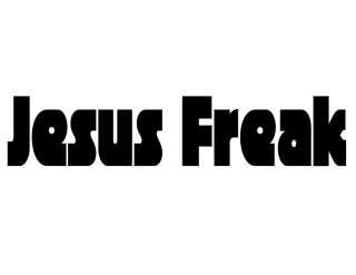 Jesus Freak Christian T Shirt All Sizes Many Colors