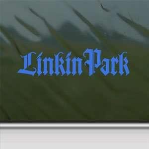 Linkin Park Blue Decal Rock Band Car Truck Window Blue
