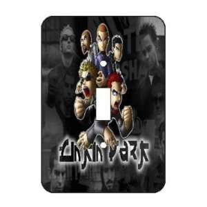Linkin Park Light Switch Plate Cover Brand New