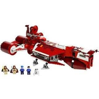LEGO Star Wars Venator class Republic Attack Cruiser (8039