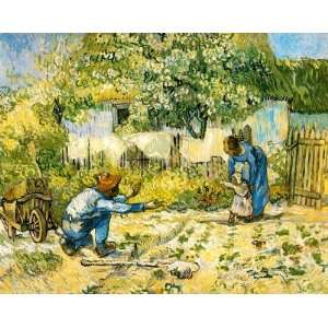 Hand Made Oil Reproduction   Vincent Van Gogh   24 x 20 inches   First