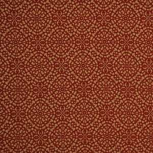 Armadietto   Ladrillo Indoor Upholstery Fabric: Arts