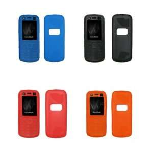 (Black, Blue, Red, Orange) for Nokia XpressMusic 5320 Electronics