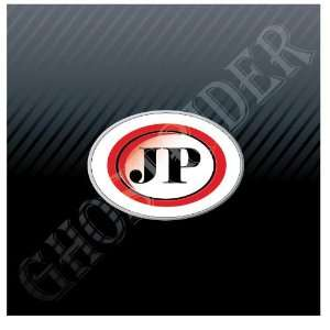 Japan Japanese Oval Flag JP Car Boat Trucks Sticker Decal