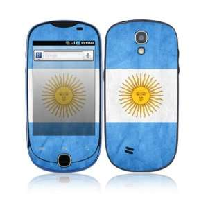Flag of Argentina Decorative Skin Cover Decal Sticker for