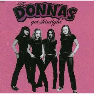 American eenage Rock n Roll Machine Donnas Music