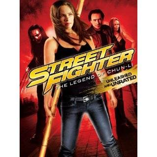 Street Fighter: Jean Claude Van Damme, Raul Julia, Ming Na