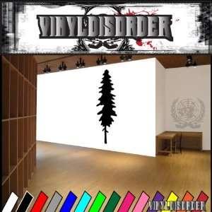 Trees NS016 Vinyl Decal Wall Art Sticker Mural Everything
