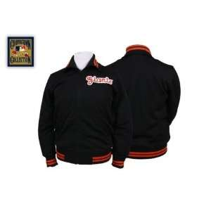San Francisco Giants 1982 Authentic Bp Jacket By Mitchell