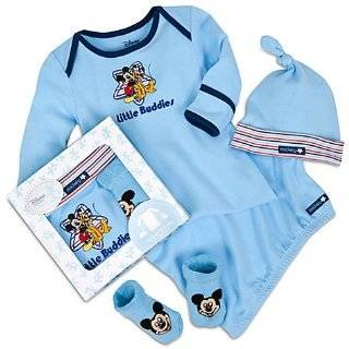 Disney Mickey Mouse One Piece Shirt for Baby Boys Clothing