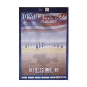 DEAUVILLE FILM FESTIVAL 1999 (FRENCH ROLLED) Movie Poster