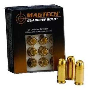 Magtech Guardian Gold Handgun Ammunition Magtech Ammo 9mm