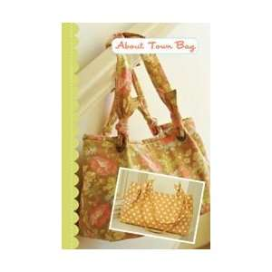 Fig Tree Patterns About Town Bag; 2 Items/Order