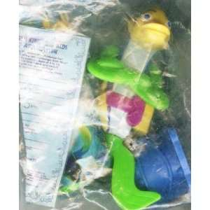 Burger King Kids Meal Spin Fin Oscar 2004