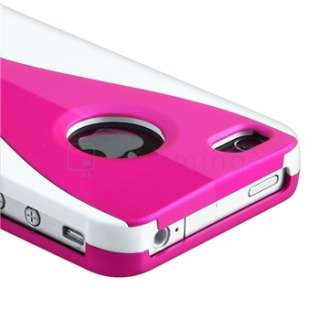 with apple iphone 4 4s hot pink white cup shape quantity 1 keep your
