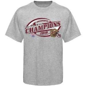 Ash 2010 Chick fil A Bowl Champions Slant T shirt