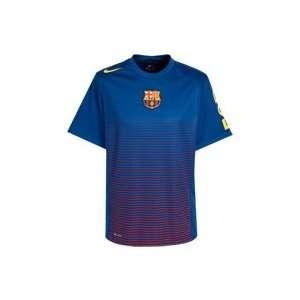 Nike FCB Barcelona Soccer Jersey Football Sz (L/Large