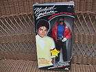 Michael Jackson Superstar Doll Beat It 1984 MIB NRFB