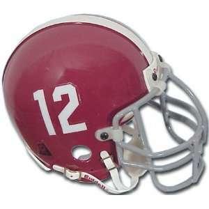 Alabama Crimson Tide Riddell Mini Helmet