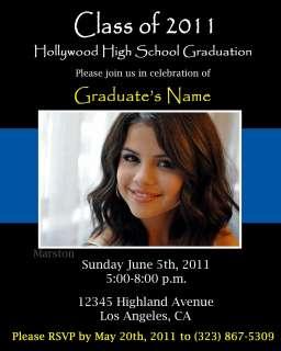 Graduation Party Invitations, announcements, including envelopes