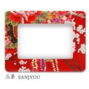 Photo Frame Japanese Kyoto Style Designed   Flower Arts