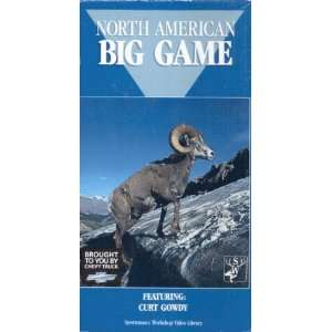North American Big Game Featuring Curt Gowdy Movies & TV